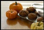 Pumpkin Pie Carrot Craisin Muffins