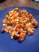 Mexican dirty rice