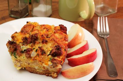 MAKEOVER: Awesome Breakfast Casserole