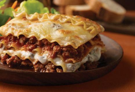Easy Three Step Lasagna