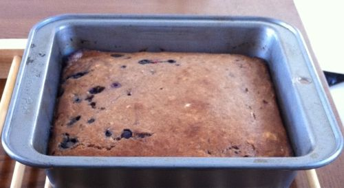 Banana Bread - high protein