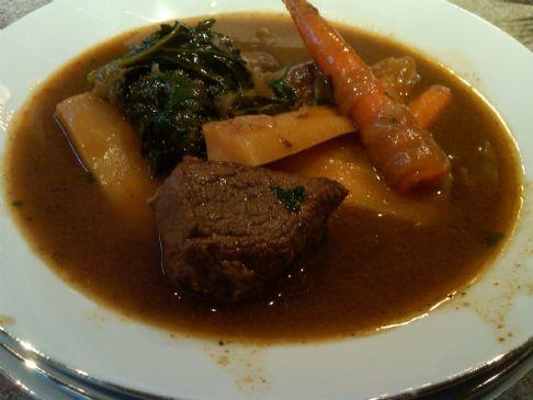 Spring Lamb Stew (Alex Guarnaschelli)