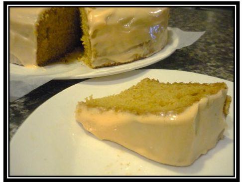 Alicias Carrot Cake
