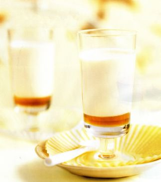 Honey & Buttermilk Pannacotta