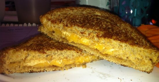 Sweet and Savory Grilled Cheese