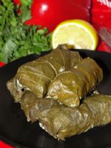 Stuffed Grape Leaves (Lebanon)