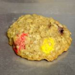Nursing Cookies w/half wheat flour and PB M&M's
