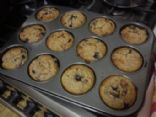 Muscle Worx For Her Chef Amy - Blueberry & Banana Protein Muffins