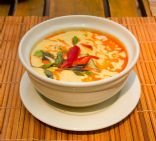 Red Curry with Chicken and Vegetables