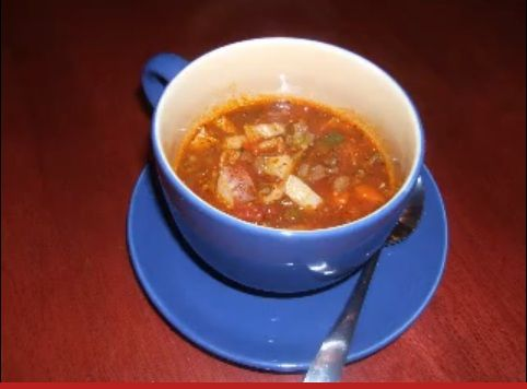 Cabbage Patch Soup-Cooking after Gastric Bypass