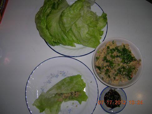 Daisy's Lettuce Wrap