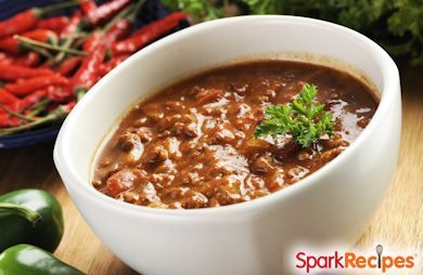 Easy Bean-Free Slow Cooker Chili