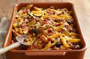 Velveeta Italian Sausage Bake