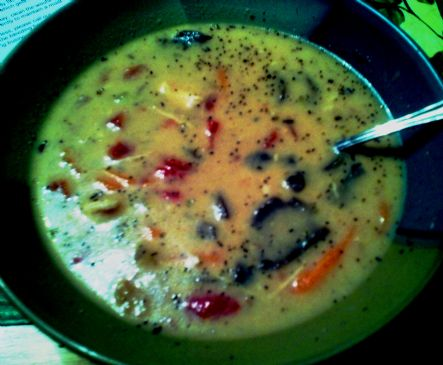 Bariatric-BBGmelonhead's Creamy Chicken Soup-Post Gastric Bypass, Bariatric  Surgery
