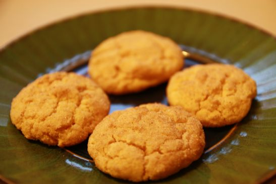 Snickerdoodles (lightened up)
