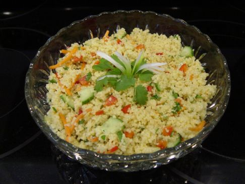 Cold Cous Cous Salad Recipe Sparkrecipes