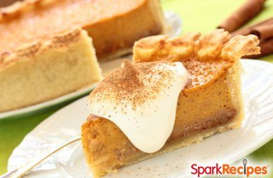 Kinda Thai Pumpkin Pie