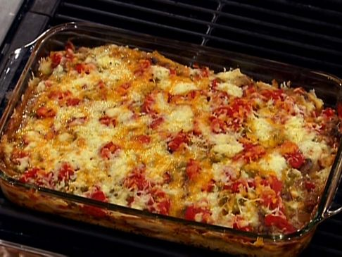 Pizzeria Chicken And Potatoes Low Carb Low Fat Recipe