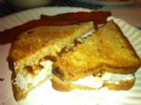 Sweet Breakfast Egg Sandwich