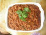 Spice Bean Pate