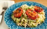 PASTA WITH ROASTED TOMATOES AND ZUCCHINI
