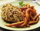 Maple Pecan Crusted Chicken (Trillium1204)