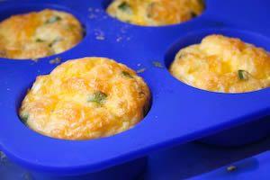 Make Ahead Egg Muffins