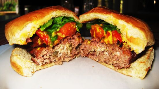 Jalapeno Stuffed Hamburgers