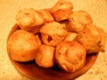Cranberry Walnut Mini Muffins