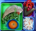 Super Fast Bento Lunch