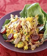 Caribbean Turkey and Couscous Salad
