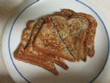 Lactose Free French Toast With Cinnamon