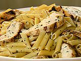 Lemon Pasta with Chicken