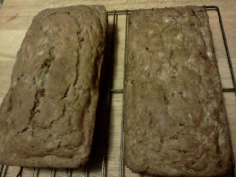 BANANA-CRANBERRY BREAD NO SUGAR ADDED,87 calories