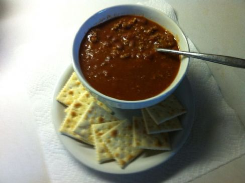 Family Favorite Chili