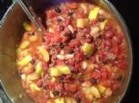 Beef, Bean, and Squash Chili (125 x 1oz servings)