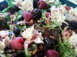 Mixed Berry Pecan Chicken Salad
