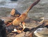 Cree Bannock ~ Bread on a Stick ~ Traditional Native American Recipe