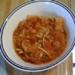Paleo Taco Soup