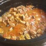 Mediterranean Beef Stew with Rosemary