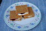 Frozen George Washington Sandwiches