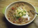 Fajita Soup