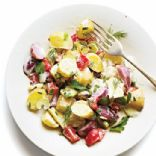 Low Fat Ranch Potato Salad