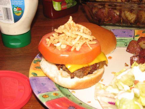 CaliPhilly Cheeseburgers