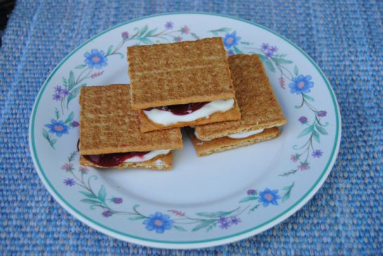 Frozen George Washington Sandwiches
