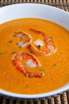Linda's Reduced Fat Shrimp Bisque
