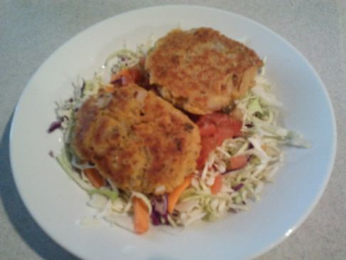 Nina's Chickpea Falafel