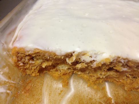 Pumpkin Apple Butter Cake