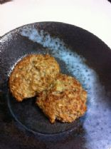 fit pean-oat cookies