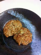fit pean-oat cookies